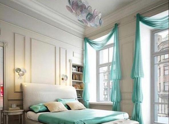 Decorar habitaciones colores dormitorios juveniles - Cortinas para dormitorio juvenil ...