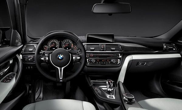 2017 BMW Z4 Interior
