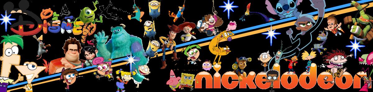Disney Channel Y Nickelodeon