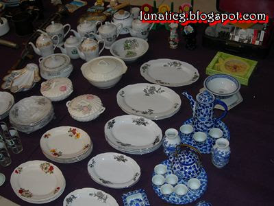 antique kitchenware