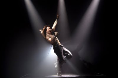 Tom Cruise - Film Rock of Ages
