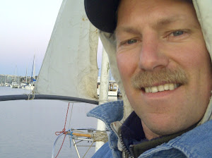 Me and the Jury Rig Mast & Sail