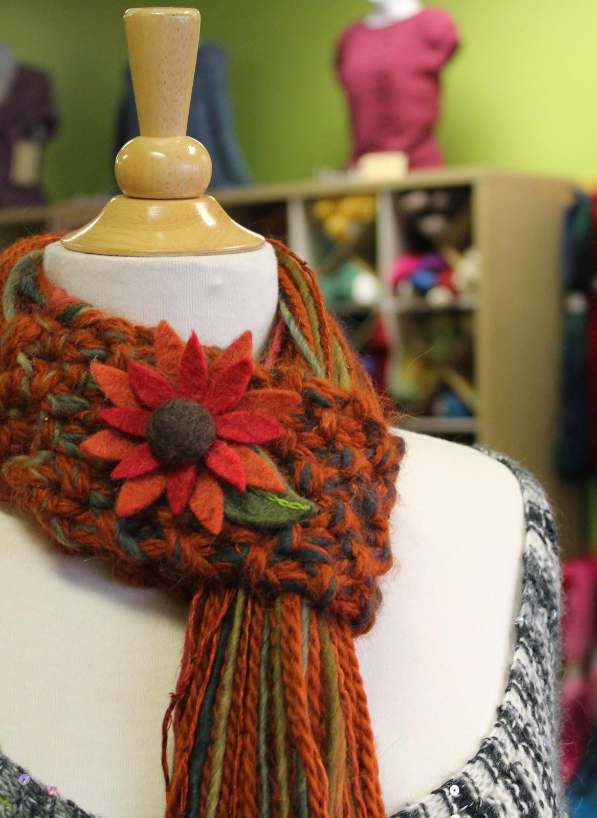 Knitting Yarn Bdo : Knitique scarf style
