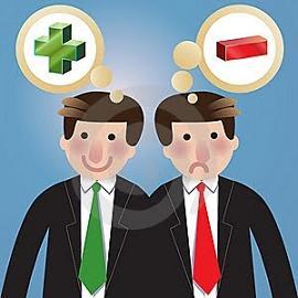 Gambar Kata-kata Mutiara untuk Berpikir Positif