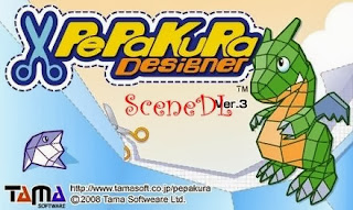 Downloaded Pepakura Designer Free