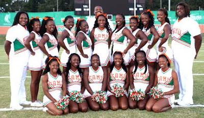 Rattler Nation Famu Cheerleaders Win Meac Title