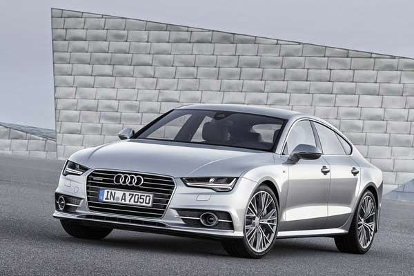 New 2015 Audi A7 Review