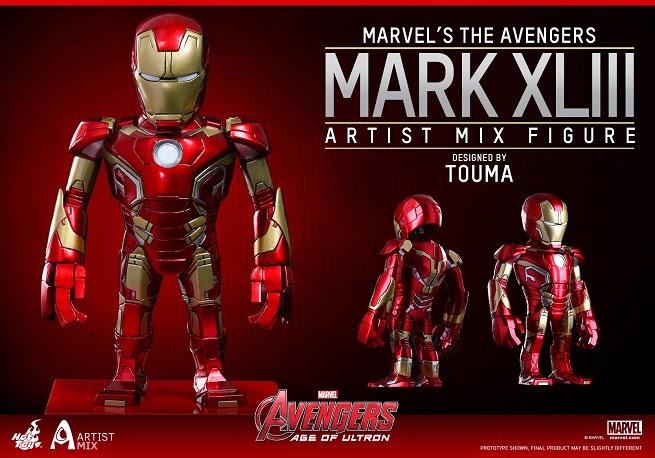 Action Figures: Marvel, DC, etc. - Página 2 Hot-toys---avengers---age-of-ultron---artist-mix-figures-designe-121041