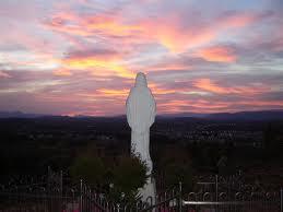 Virgen de Medgugorje