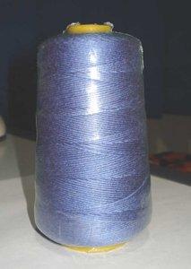 benang katun cone ini teksturnya lebih mirip benang wool botak hanya
