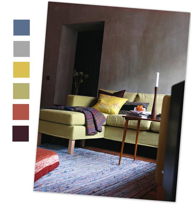 Wabi Sabi Scandinavia Design Art And Diy Retro Color