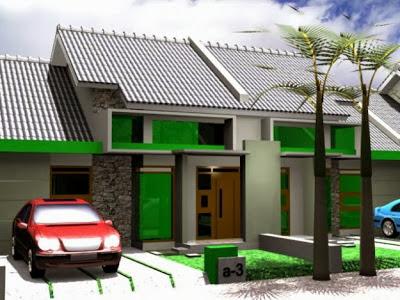 inspirasi desain rumah minimalis modern: gambar rumah