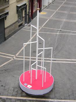 Maferefun Changó - Barrio de los Artistas 2012 - Pamplona