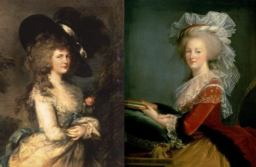 what did marie antoinette and na duchess of devonshire have  marie antoinette queen of and na cavendish nee spencer duchess of devonshire were two of the most famous women of the 18th century