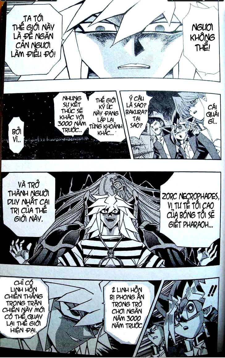 YuGi Oh – Vua Trò Chơi chap 307 Trang 4