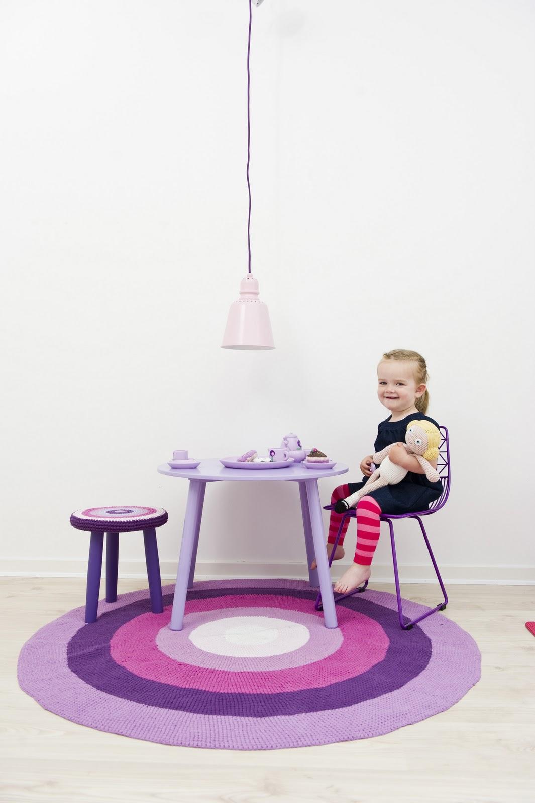 Engler & Cowboyer: Sebra - interiør for barn