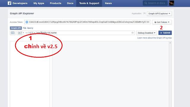 Hướng dẫn đăng tin tự động lên facebook ngày 10/11