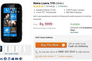 Nokia's cheapest Lumia comes to India @ Rs 9,999 | Mana Blog for