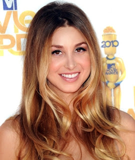 WhitneyPort Ombre1 Fall hair trends 2012
