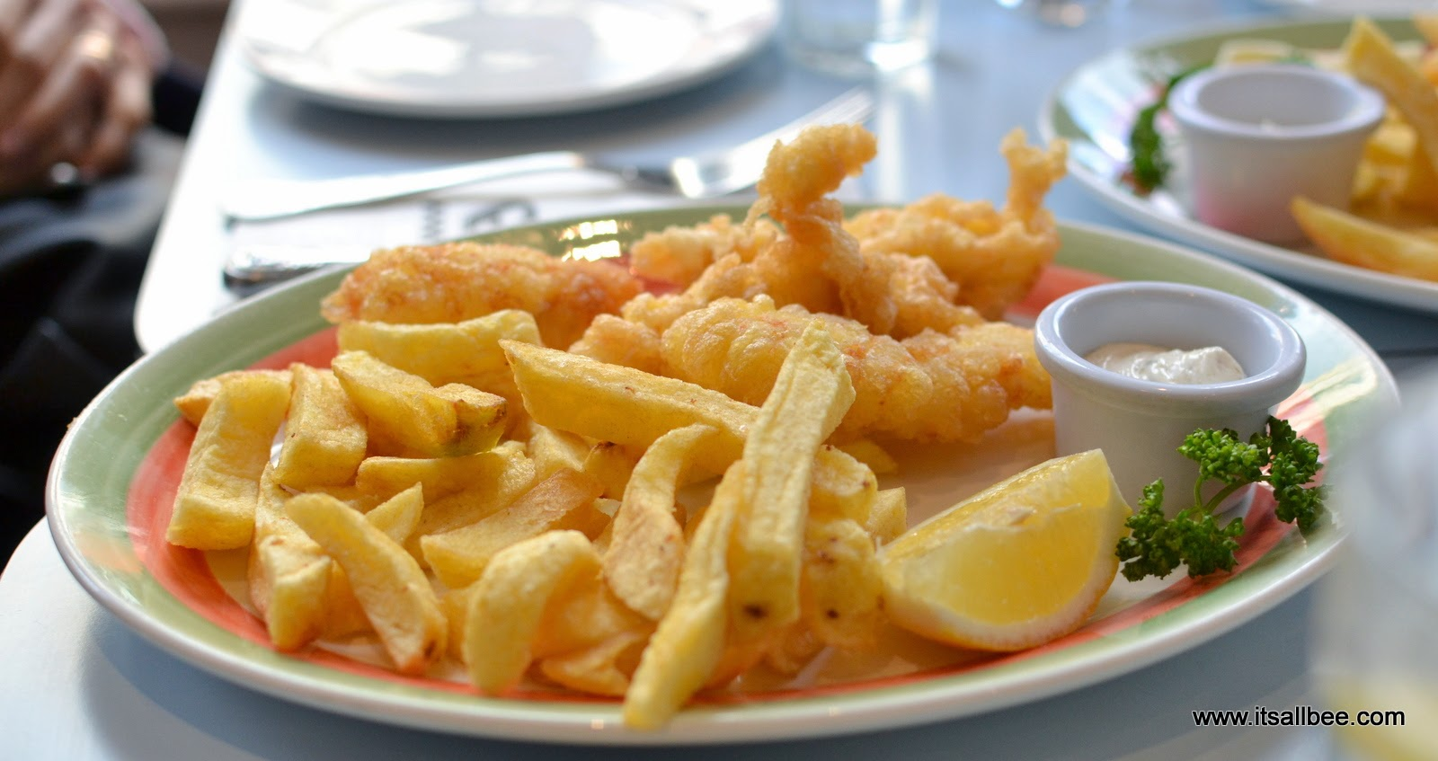 London's Best Fish and Chip Shop