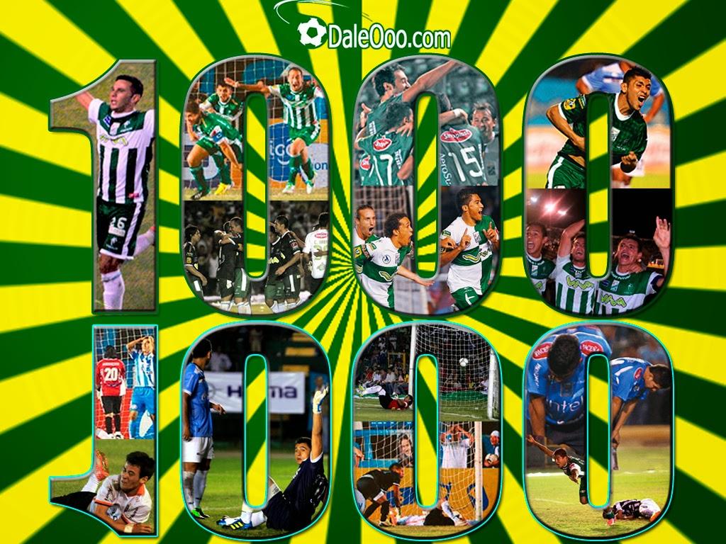 Wallpaper de Oriente Petrolero - 1.000 días - Clásico Cruceño - DaleOoo.com web del Club Oriente Petrolero