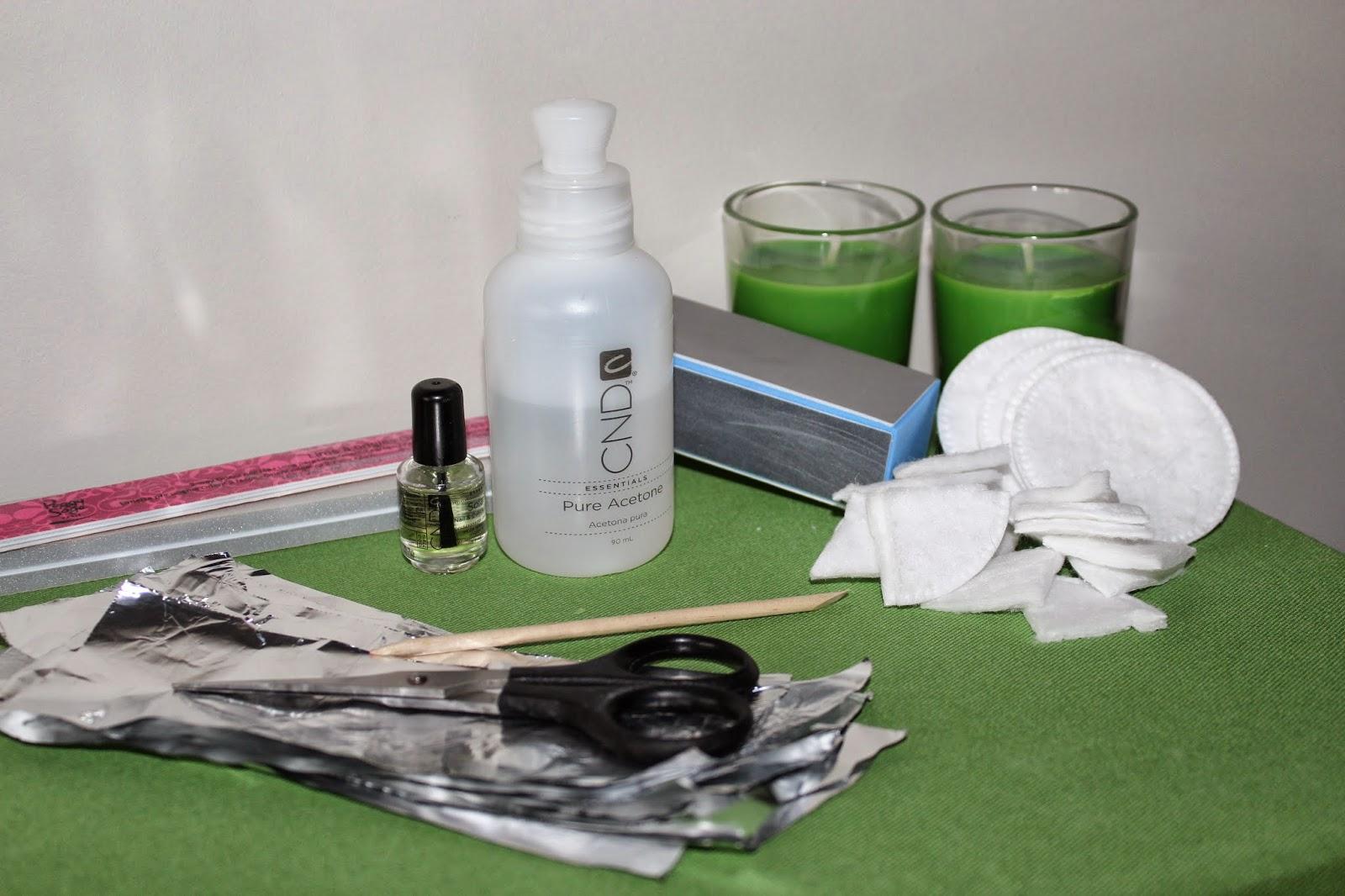 Como quitar el esmalte semipermanente | De crisálida a mariposa