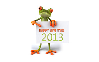 happy new 2013 year ru