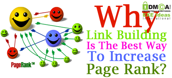 Why Link Building Is The Best Way To Increase Page Rank?