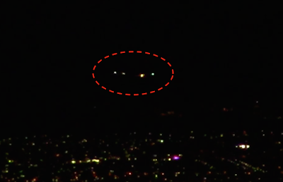 V Shaped UFO Caught Above Nevada 2015, UFO Sighting News