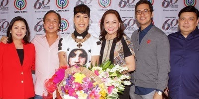Vice Ganda with ABS-CBN bosses