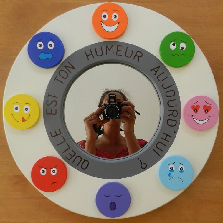 Le miroir des humeurs