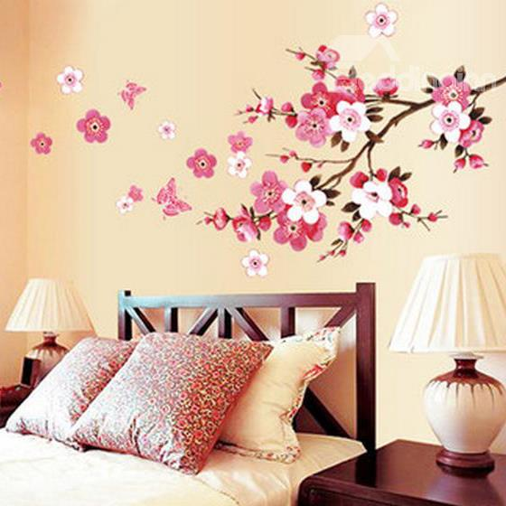 http://www.beddinginn.com/product/Beautiful-Romantic-Peach-Wall-Stickers-For-Home-Decoration-11242763.html