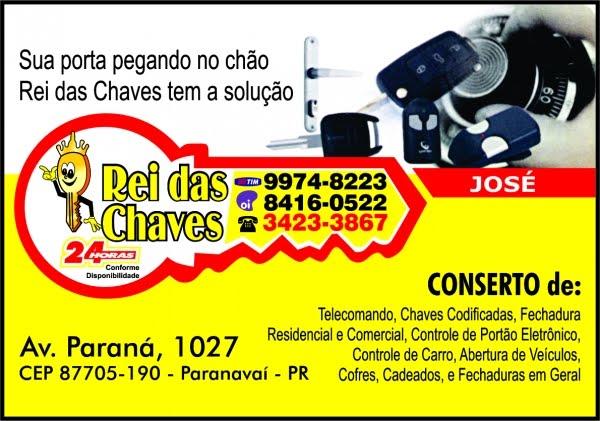 REI DAS CHAVES
