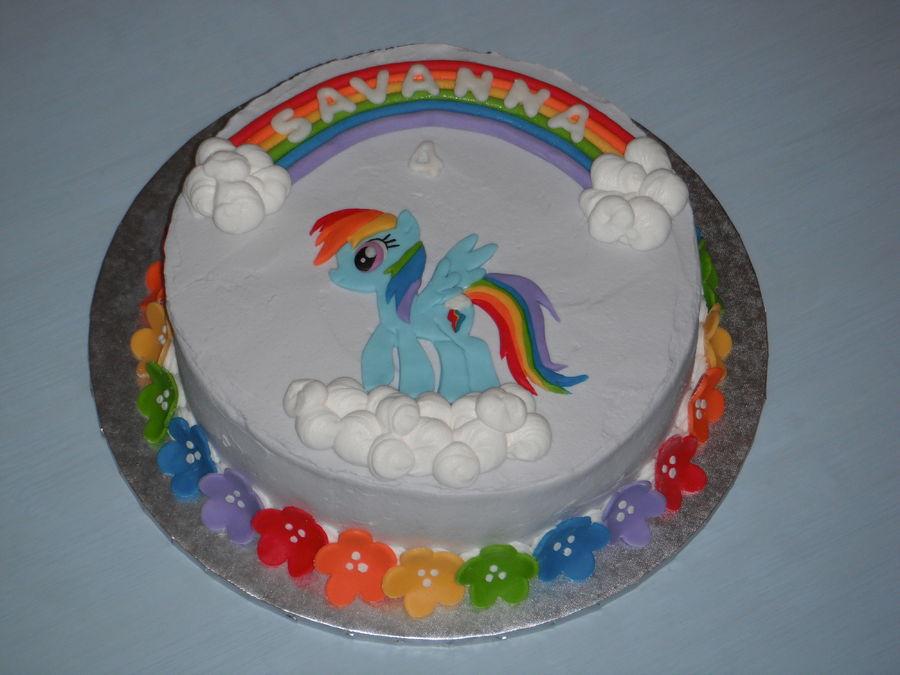 Rainbow Dash Cake Design : sas&sabs: Friendship is magic!