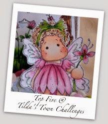 Tilda's Town Challenge #98