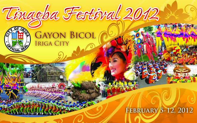 10th Gayon Bicol Festival of Festivals Showdown