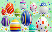 Huevos de Pascua (Wallpaper de 1920x1200) HR lovely easter eggs wallpaper huevos de pascua
