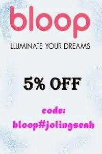 bloop 5% off