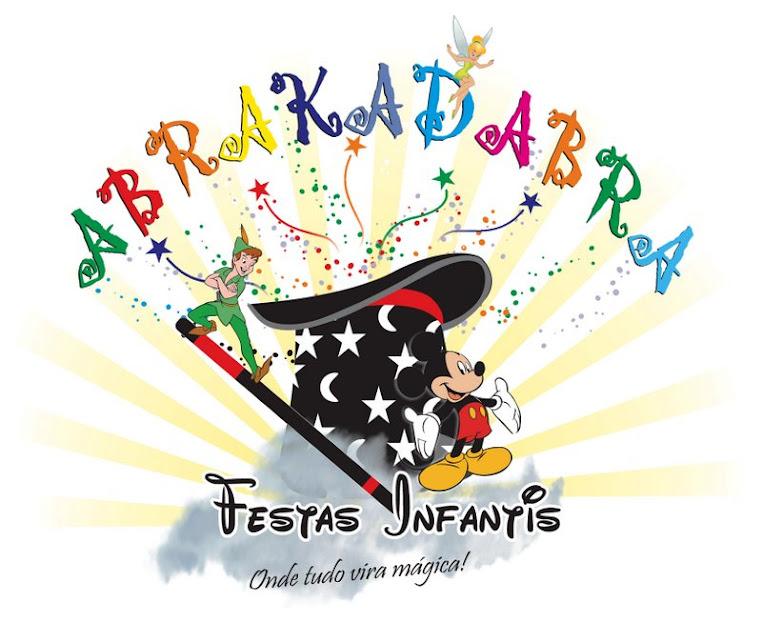 ABRAKADABRA FESTAS INFANTIS