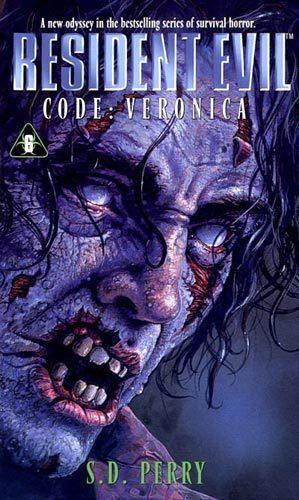 Serie Resident Evil, S.D. Perry Libros.363.IMAGEN1