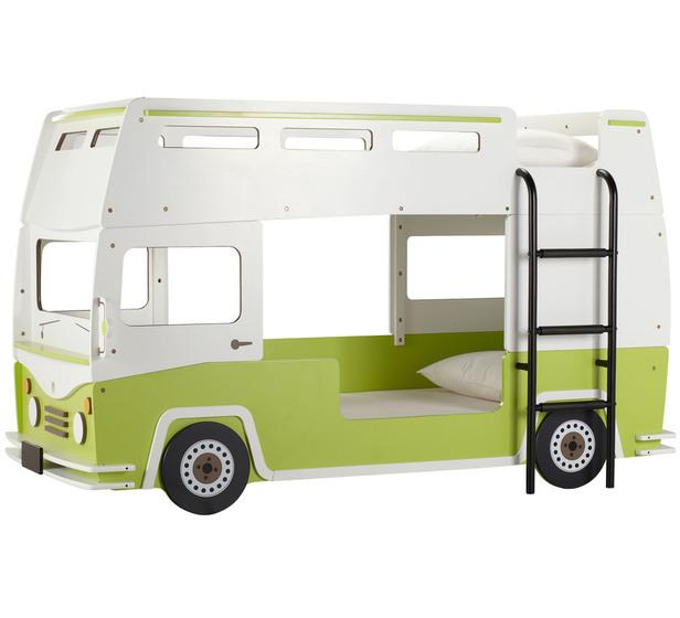 EXHAUST PIPE DREAMS: VW Kombi Bus Beds