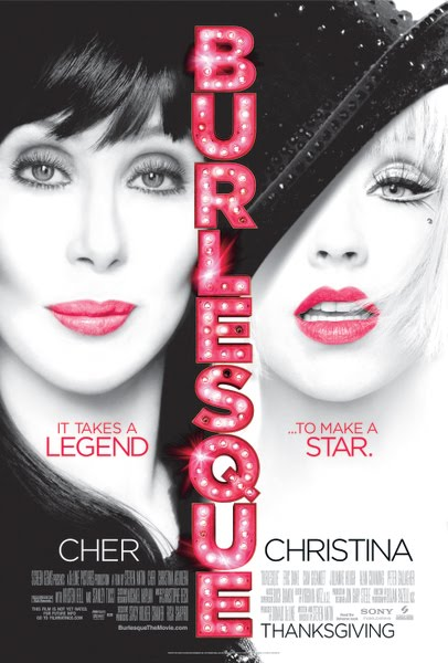BURLESQUE<br>NOW SHOWING AT NYALI CINEMAX!<br>Starring: Cher , Christina Aguilera &amp; Eric Dane