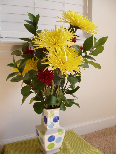 Sizzling Indian Recipes Fresh Flowers In Vase A