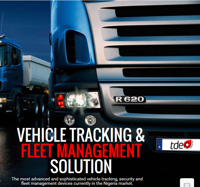 TDEO - Vehicle Tracking Solutions