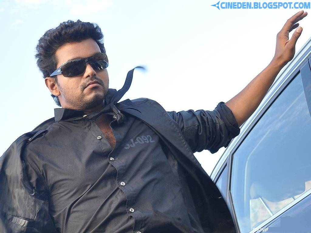 Vijay's Jilla is one big comedy express