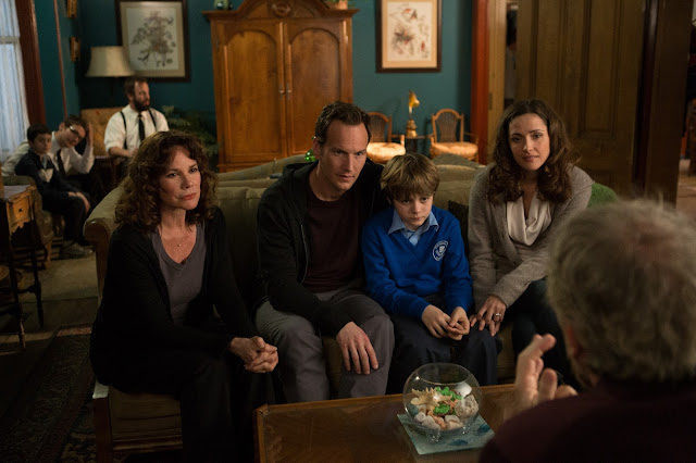 Insidious: Chapter 2 - The Lamberts | A Constantly Racing Mind