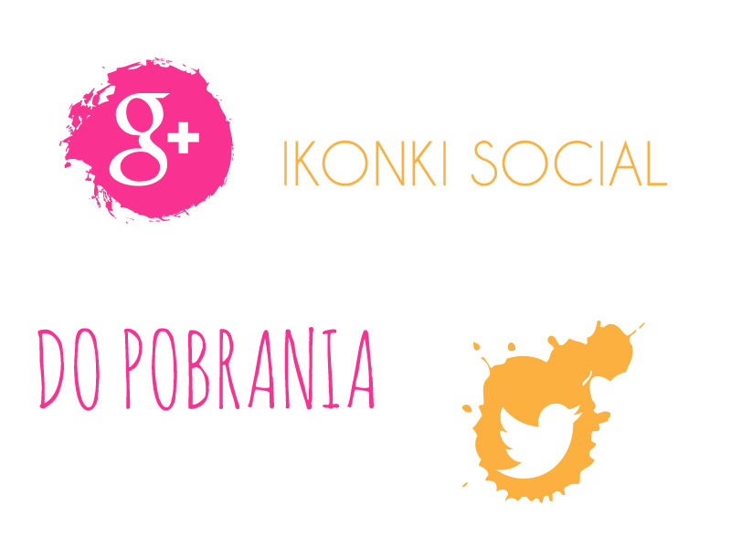 ikonki, social, free, do pobrania, za darmo, download