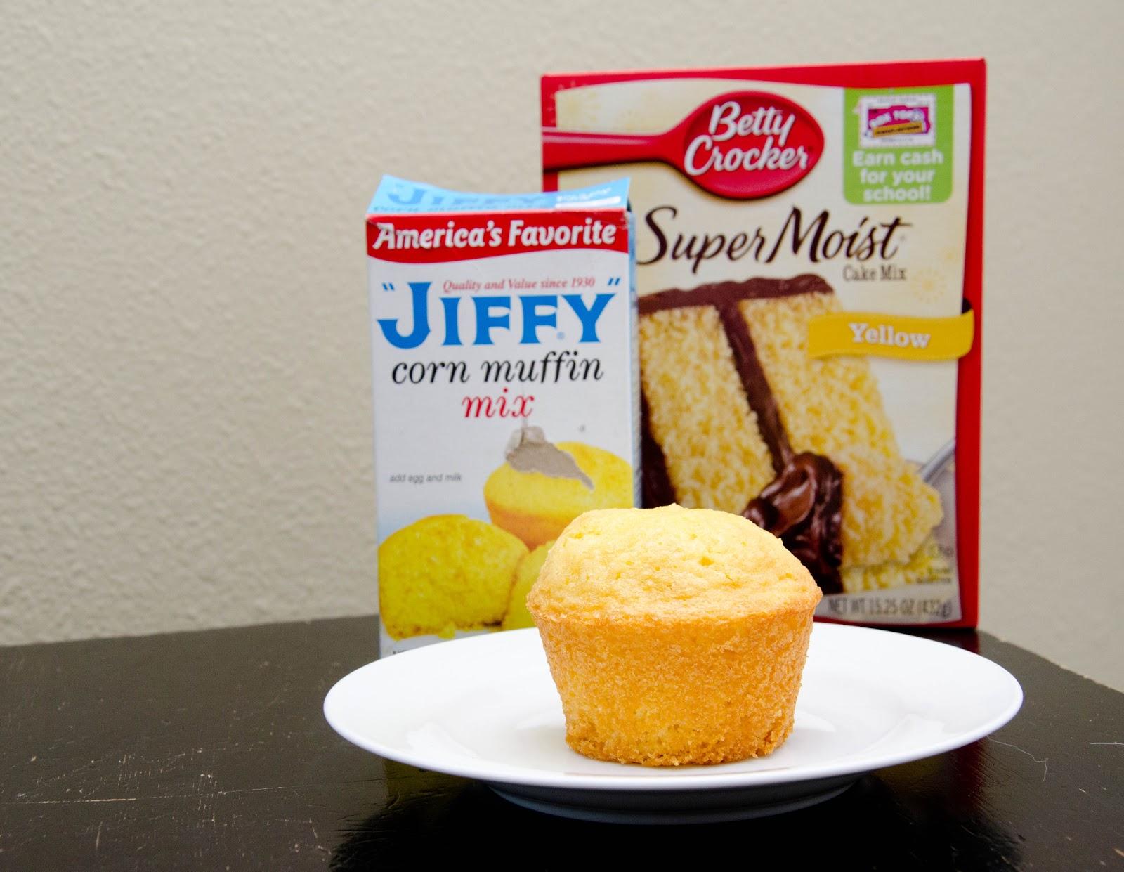 Jiffy Cornbread And Yellow Cake Mix Recipe