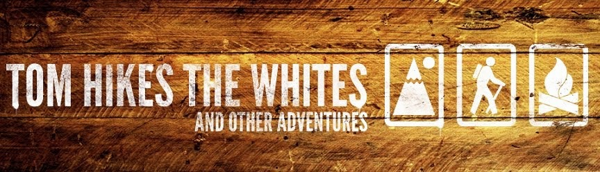 Tom Hikes the Whites