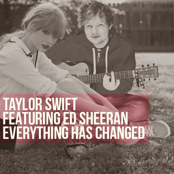 Chord Gitar Taylor Swift - Everything Has Changed (feat. Ed Sheeran ...